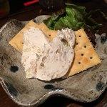 島人の宝 - 島らっきょうクリームチーズ