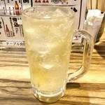 やばい!すき!!ほんまに!!! - 「ハイボール」(350円税込)。