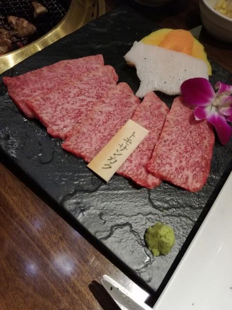 9defbee2d0cf Burakkuhoru - Shinjuku Yakiniku (BBQ Beef)  Tabelog