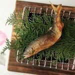 和食処 けんけん - 料理写真:天然鮎塩焼