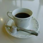 海峡味処「紫陽花」 - ドリンク写真:ホットコーヒー