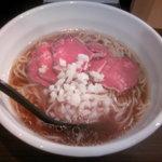 天雷軒 - 牛骨醤油拉麺