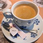 鎌倉パスタ - お好みのソフトドリンク:コーヒー