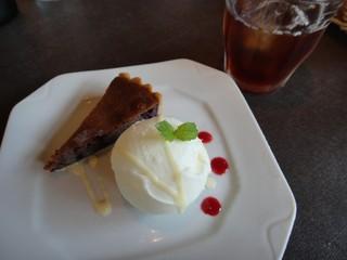 サンチーム - ランチのデザート