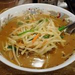 龍王 - 味噌ラーメン590円