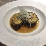 Chuugokuryouriryuuhou - 茄子と海老のはさみ揚げ