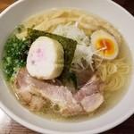 麺や ハレル家 - 青森シャモロック 850円