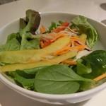 イケア レストラン - グリーンサラダ