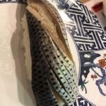 廻鮮寿司 塩釜港 - コハダ普通です