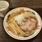 つけ蕎麦 中華蕎麦 尚念 - 中華蕎麦・並盛(¥650)
