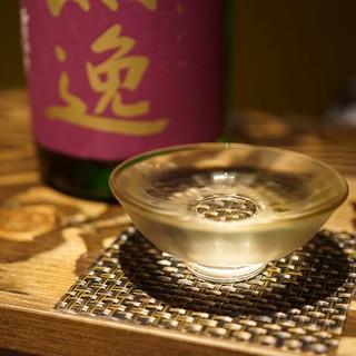 ■秋田の地酒と酒盃のこだわり