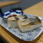 サバ6製麺所 - ☆サバ寿司(*^^)v☆
