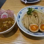 サバ6製麺所 - ☆つけ麺セット(^^♪☆