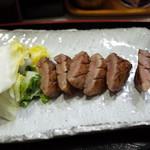 牛舌の店 多津よし - 牛たん焼