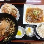 福源 - 料理写真:油淋鶏定食 980円
