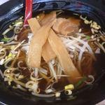 福源 - 料理写真:醤油ラーメン 普通に1人前