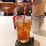 ザ グレートバーガー - 紅茶