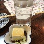 赤札屋 弁慶 - 焼酎とお通し