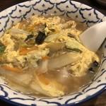 アジアンキッチン ネパラヤ - 五目ラーメン