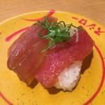 スシロー - 料理写真:づけマグロ