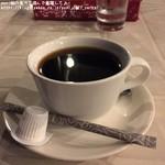 レストランフリアンディーズ - ホットコーヒー