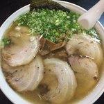 88835706 - 叉焼麺大盛り♪