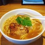三四郎 - 煮干し中華そば690円