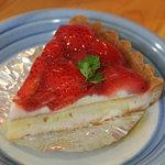 タルト屋 うふふ - 料理写真:苺タルト