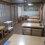 川よし - 店内