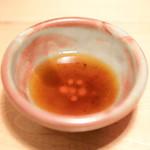 36番倉庫 - 【36餃子@450円】タレ