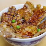 ぱんちょう - 料理写真:豚丼(梅)