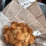 ちぃのパン - 料理写真:辛口カレーパン