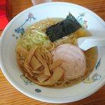 はなまる亭 - ラーメン(¥550)
