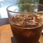ママのえらんだ元町ケーキ - アイスコーヒーも苦さが選べます(2018.7.7)
