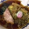 昇龍 - 料理写真:醤油ラーメン