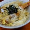 """はせ川 - 料理写真:""""えび丼"""""""