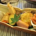 寿司 松岡 - 600円の素晴らしい前菜
