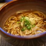 寿司 松岡 - 美味しいお蕎麦