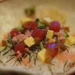 寿司 松岡 - チラシ