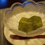 寿司 松岡 - デザート