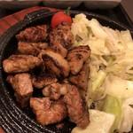 マダンセ - ◆お肉はお値段相応だそうですよ。(^^;)