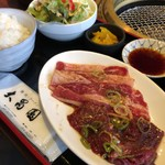 大昌園 - 焼肉ランチ