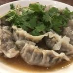 中華料理 八戒 - マトン水餃子