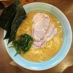 寿々喜家 - 2018年6月 中+チャーシュー 1000円