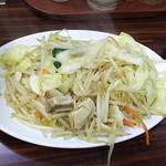 88858976 - 肉野菜炒め
