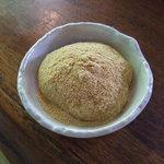 茶屋 卯三郎 - きなこ餅