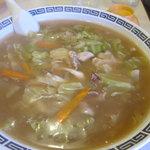 東来軒 - チャンポン麺大800円