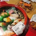 キッチン&マーケット - お寿司に唐揚げ