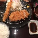 豚彩かつ里 大阪証券取引所店