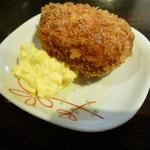 いしやん - 蟹クリームコロッケ